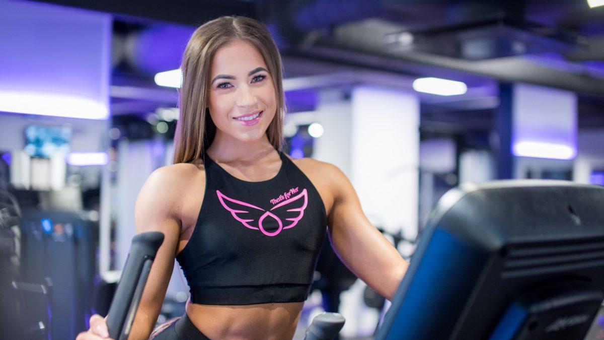Arida Muru: julgelt ja sihikindlalt fitnessimaailma vallutamas