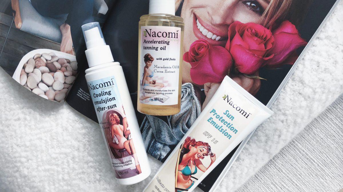 Nacomi – bränd, mis kõneleb loomulikust ilust läbi puhtuse ja looduslikkuse