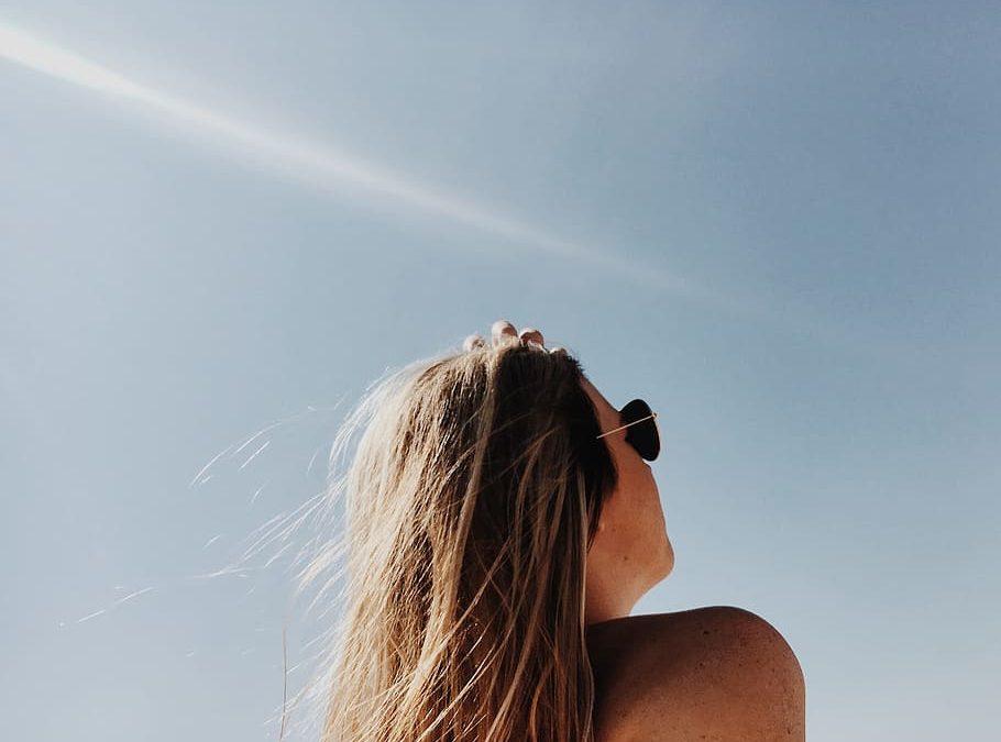 Kuidas hooldada juukseid suvel?